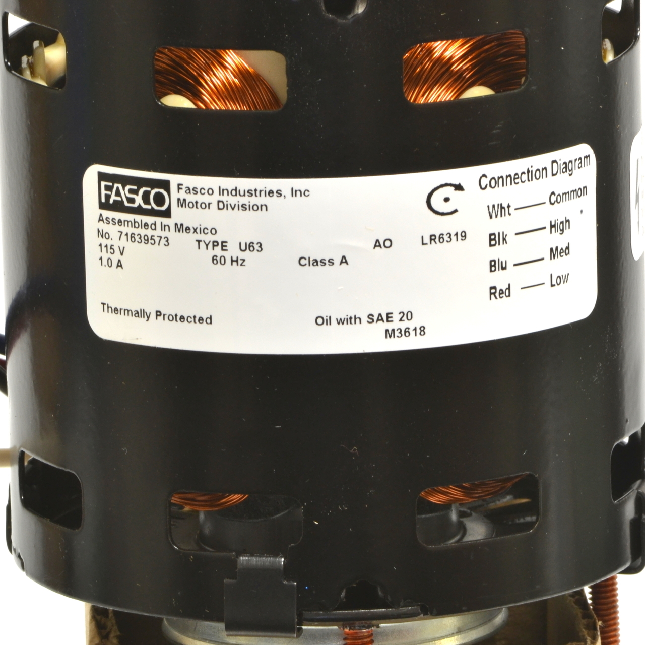 Fasco D701 Wiring Diagram | Wiring Diagram on