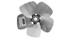 Replacement Condenser Fan Blades