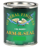 General Finishes - ARM-R-SEAL - SEMI-GLOSS - QUART (606016104123)
