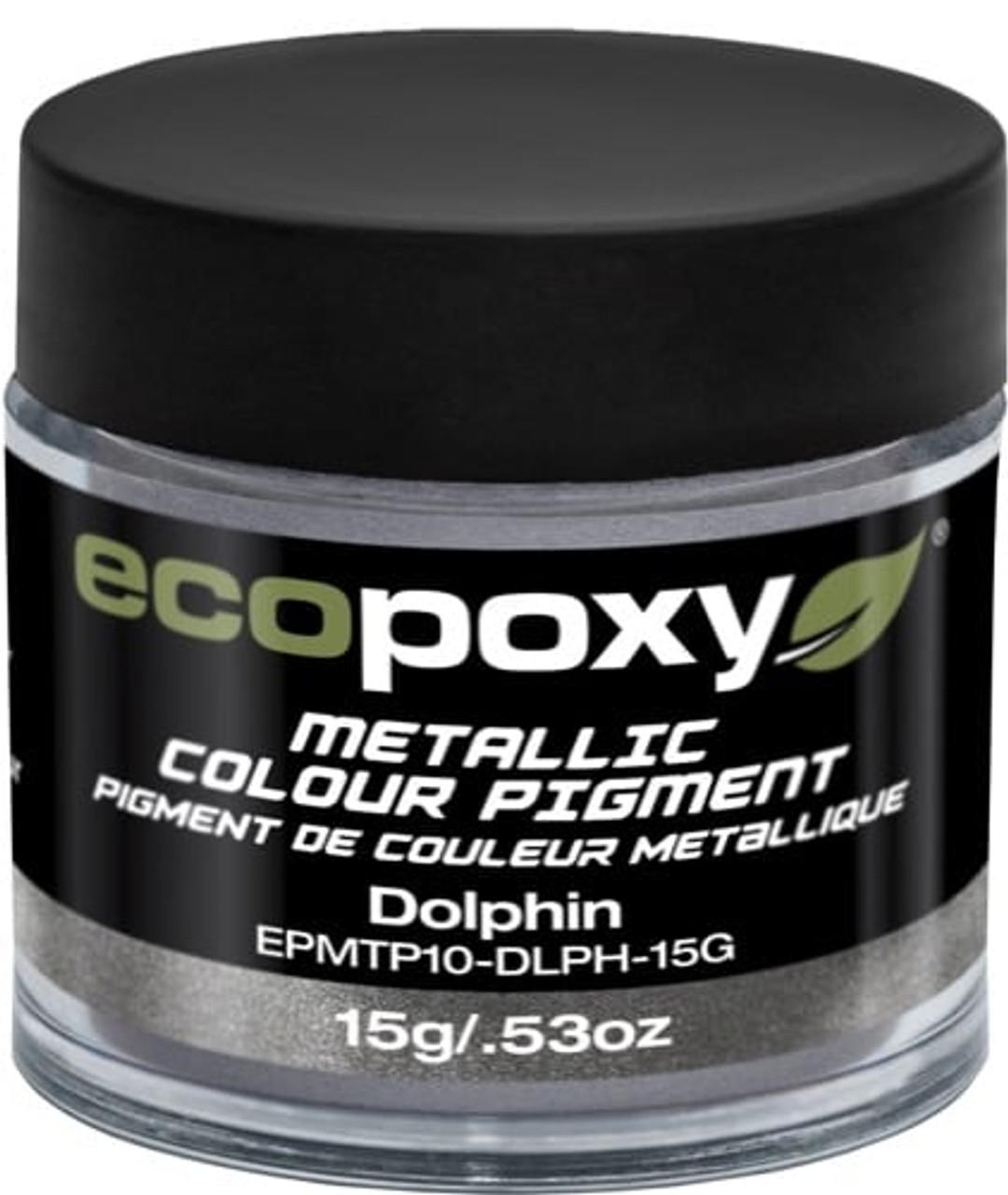 EcoPoxy - 15g Metallic ColorPigment - Dolphin (628199906035)