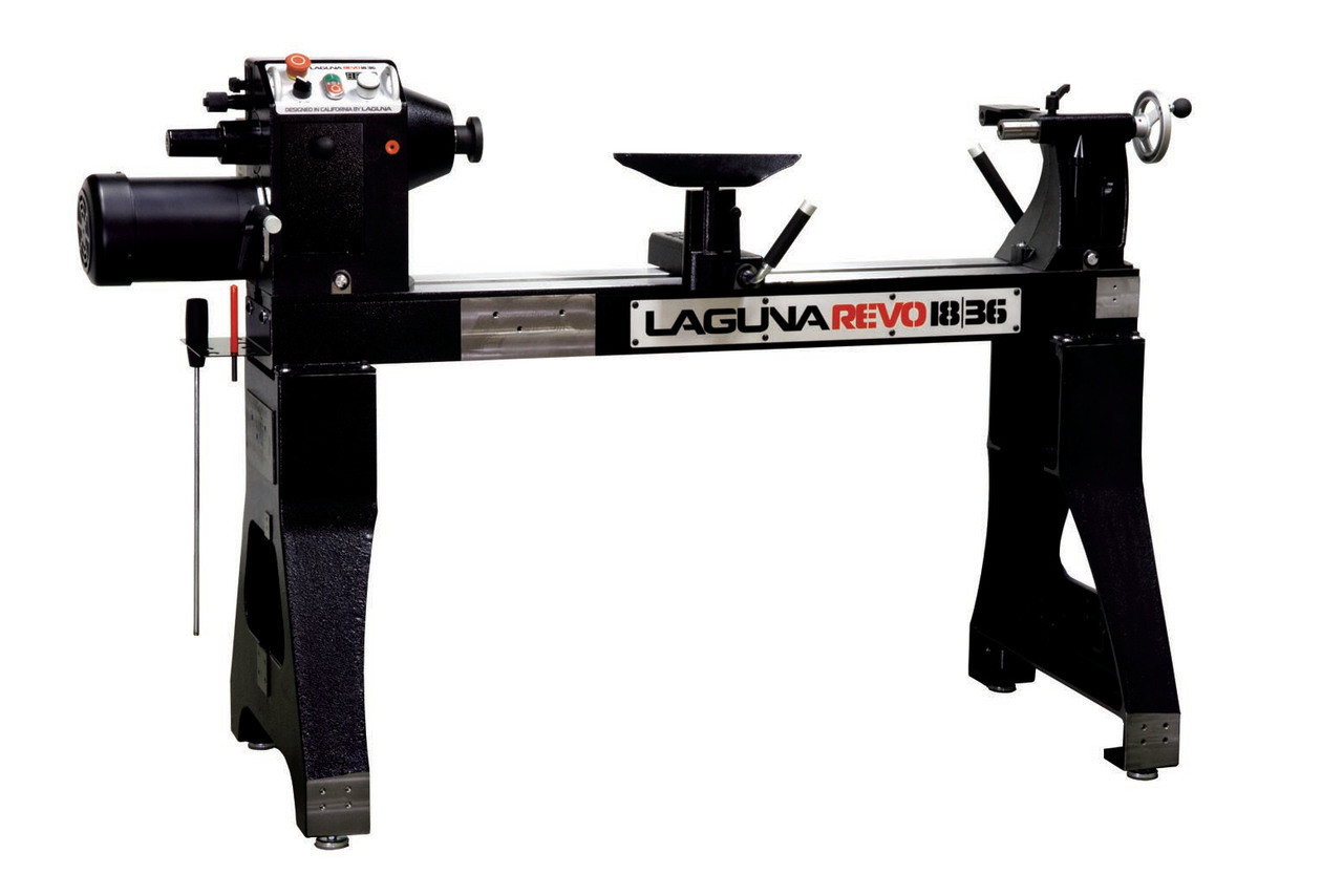 Laguna - 18|36 REVO Lathe 2HP 220V (650434696029)