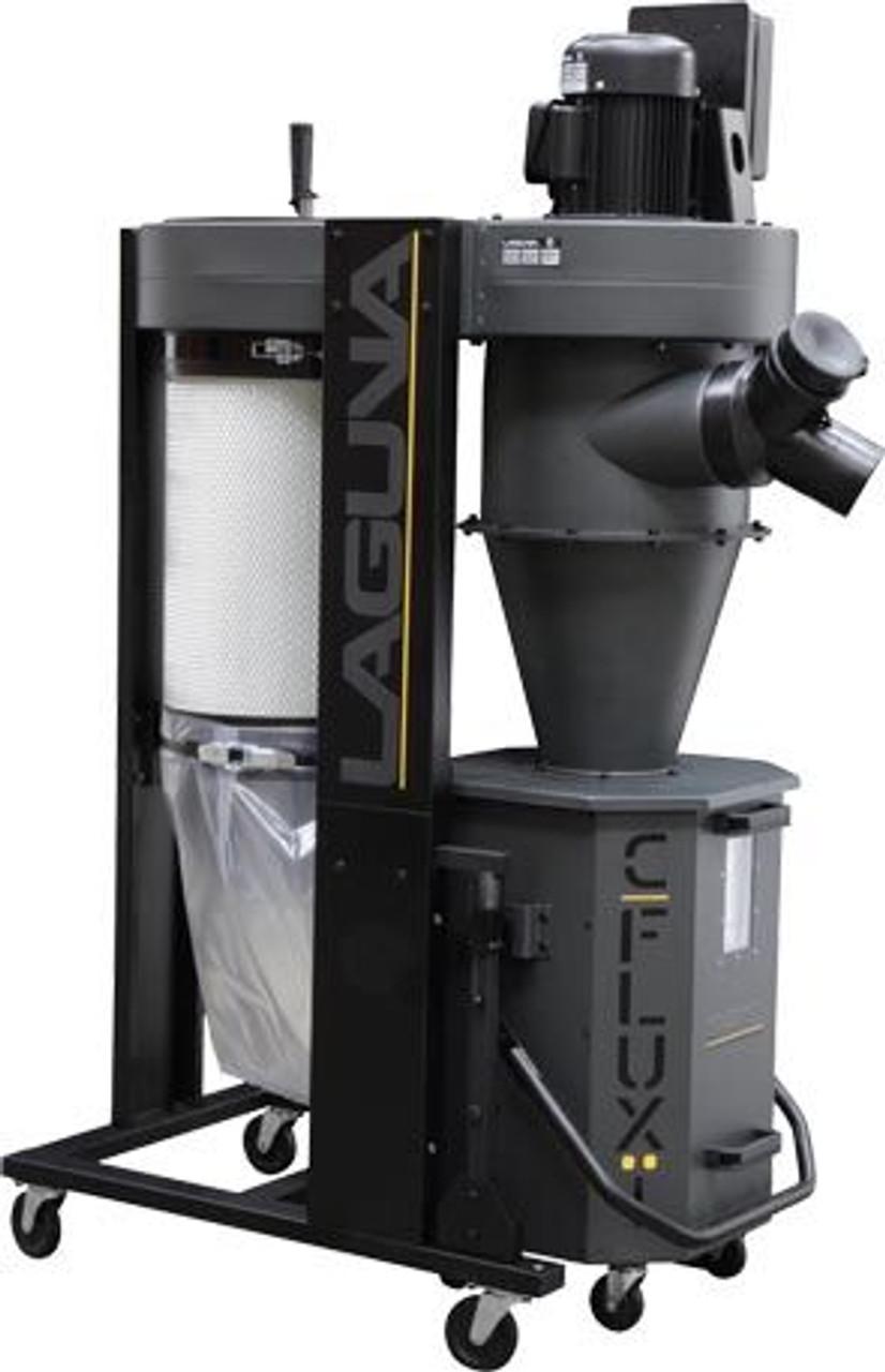 Laguna - C flux:1 - 1.5 hp Cyclone Dust Collector - 110 Volt (642872599192)