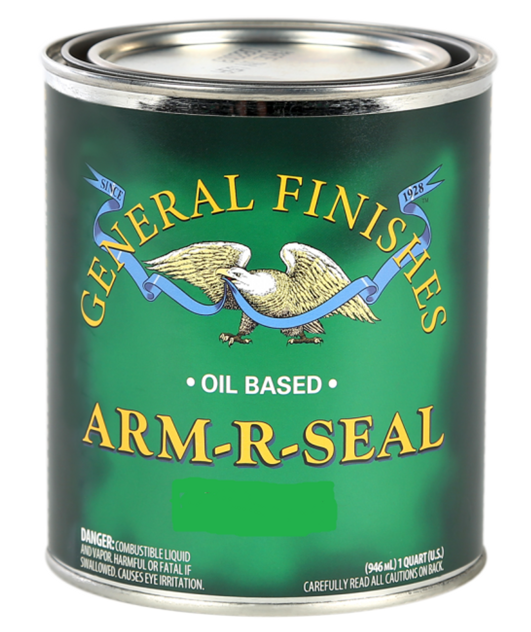 General Finishes - ARM-R-SEAL - GLOSS - QUART (606016104062)