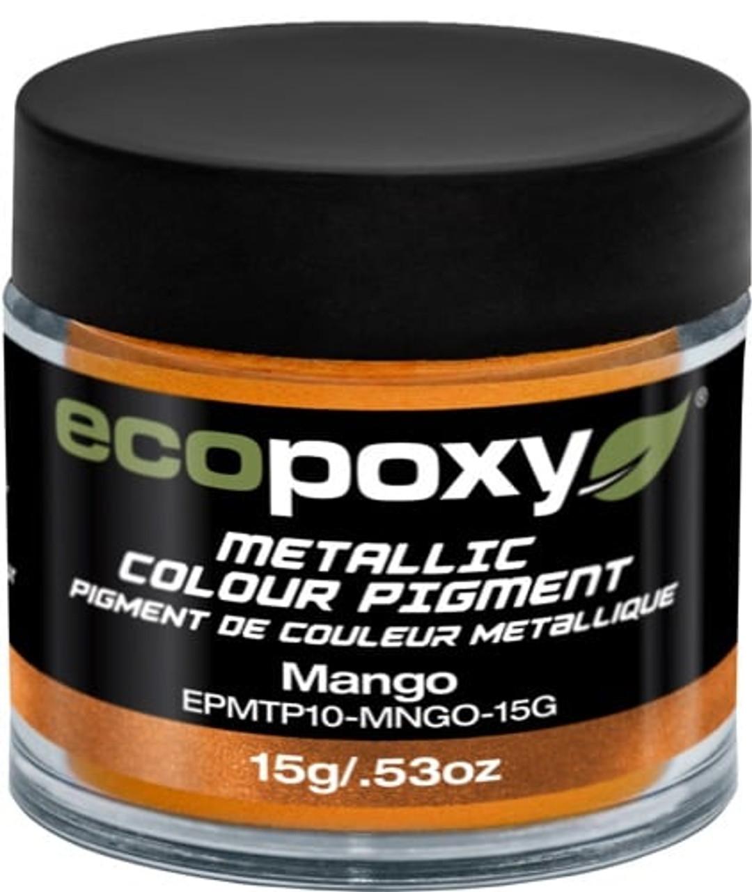 EcoPoxy - 15g Metallic ColorPigment - Mango (628199908299)