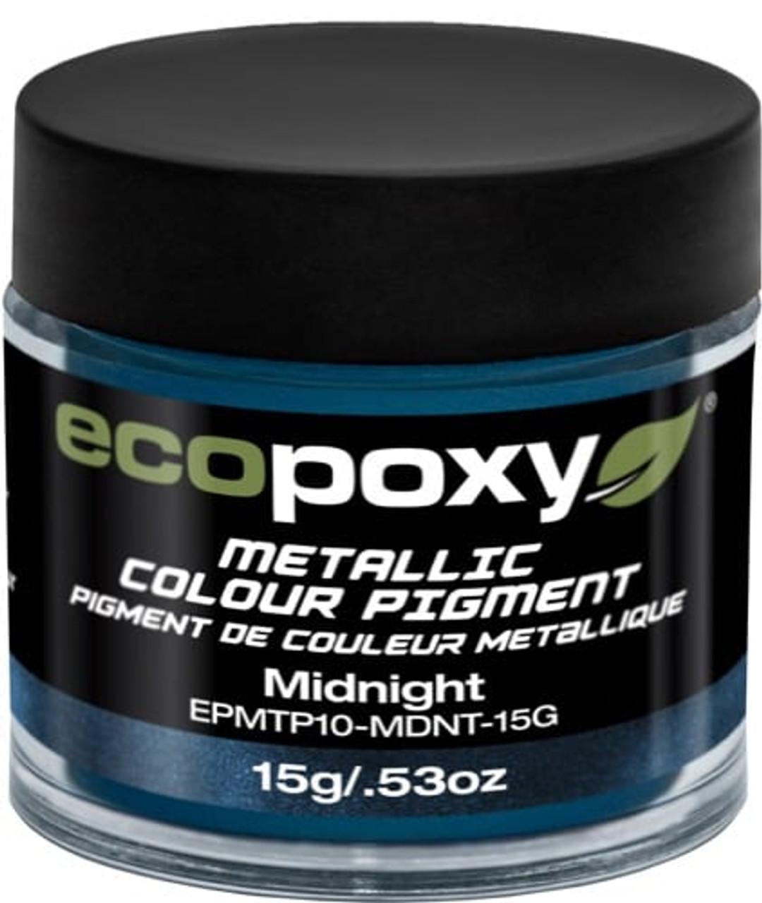 EcoPoxy - 15g Metallic ColorPigment - Midnight (628199908374)