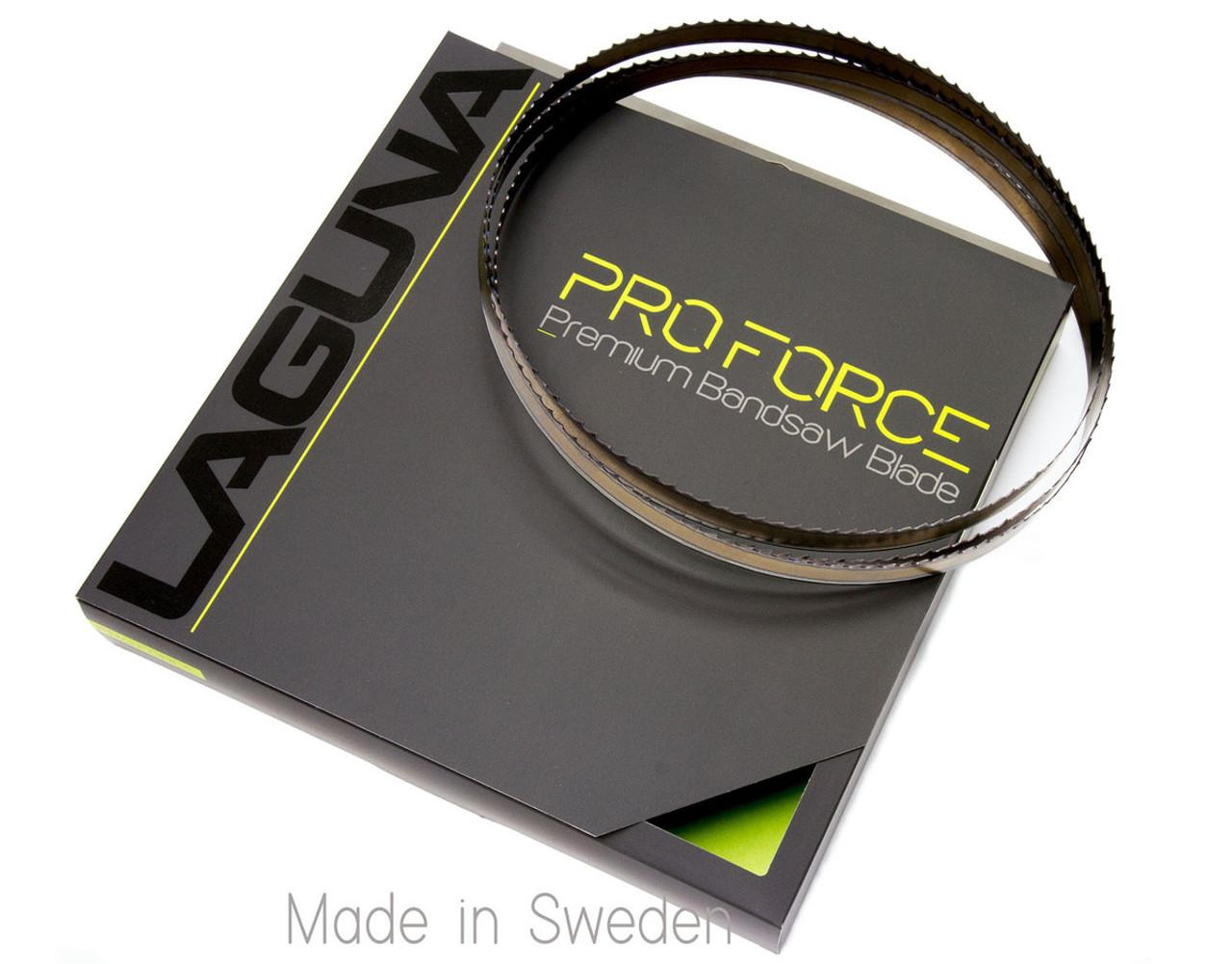 "Laguna Bandsaw Blade - Proforce 1/2"" 6TPI - 145"" (650434697316)"