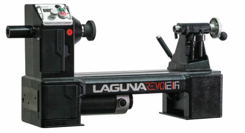 Laguna - 12|16 REVO Lathe 1HP 110V (65043469RVO1216)