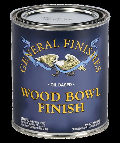 General Finishes - Wood Bowl Finish - QUART (606016000234)