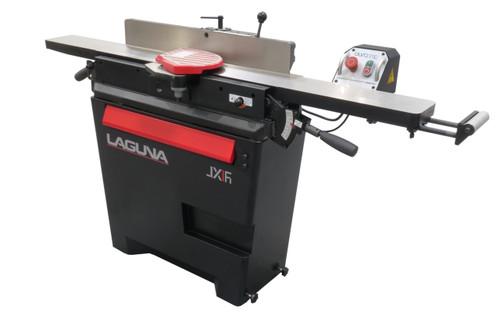 Laguna - JX|6 QuadTec: I Jointer - Parallelogram - 1.5hp; 110v, 13 Amps (506601)