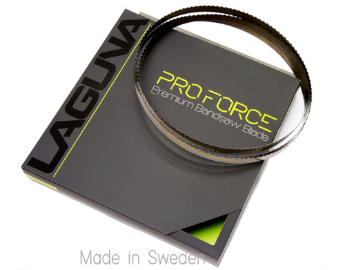 """Laguna Bandsaw Blade - Proforce 1/2"""" 14 TPI - 145"""" (12X145X14TPI)"""