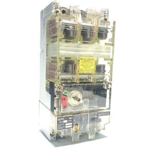 KLOCKNER MOELLER NZM9-250/ZM9-100-CNA CIRCUIT BREAKER - NEW NO BOX - READ