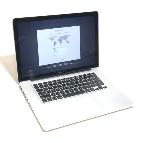 APPLE MACBOOK PRO 2010 MC371LL/A - INTEL CORE I5 1ST GEN, 8GB RAM, 500GB HDD