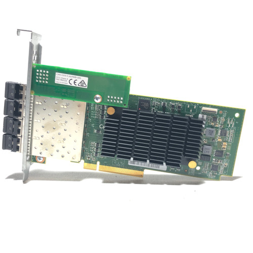 IBM 00AR319 10GBE QUAD-PORT HBA PCIE ADAPTER W/ FC TRANSCEIVER