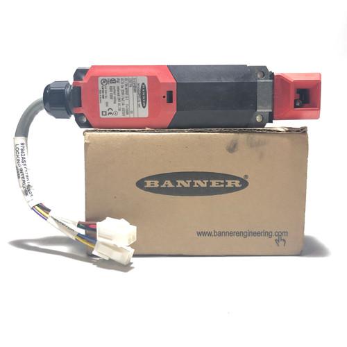 BANNER SI-LS42DMH INTERLOCK SWITCH - NEW