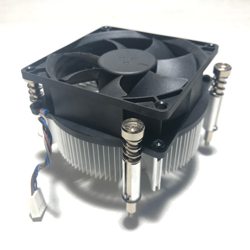 LOT OF 5 - HP 804057-001 HEATSINK/FAN ASSEMBLY FOR HP PRODESK