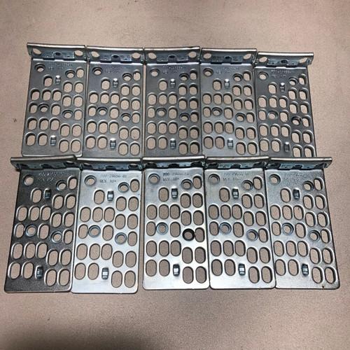 LOT OF 10 - CISCO 700-29656-01 A0 CATALYST MOUNTING BRACKET/ RACK EARS