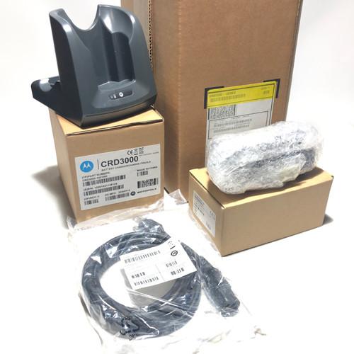 MOTOROLA/SYMBOL CRD3000-1001RR BASE CHARGER KIT FOR MOTROLA MC3000 - NEW OPEN