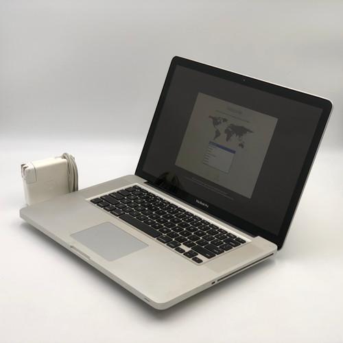 APPLE MACBOOK PRO 2012 MD103LL/A - INTEL CORE I7 3RD GEN, 4GB RAM, 500GB HDD