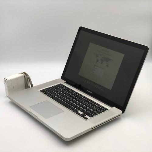 APPLE MACBOOK PRO A1286 - INTEL CORE I7 3RD GEN, 16GB RAM, 500GB HDD