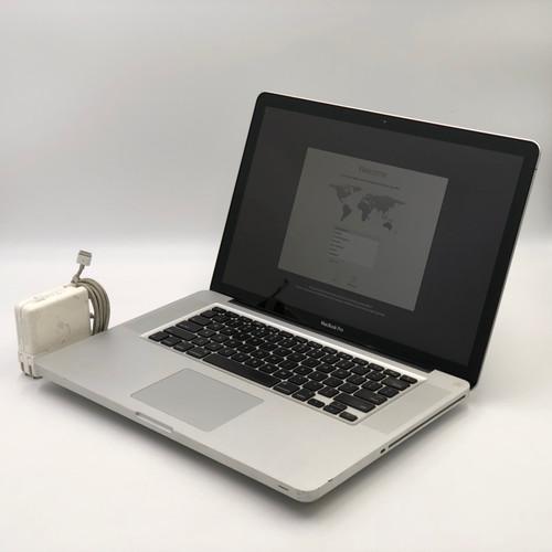 APPLE MACBOOK PRO A1286 - INTEL CORE I7 1ST GEN, 4GB RAM, 500GB HDD