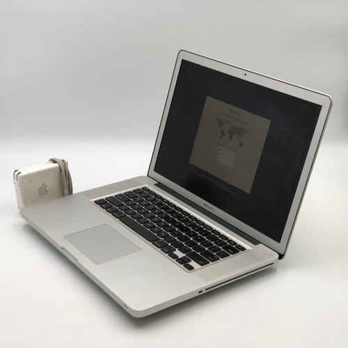 APPLE MACBOOK PRO A1286 - INTEL CORE I7 1ST GEN, 8GB RAM, 500GB HDD