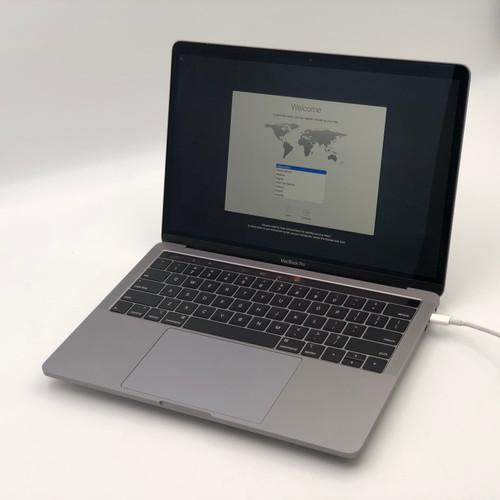 APPLE MACBOOK PRO A1989 TOUCHBAR - INTEL CORE I5 8TH GEN, 8GB RAM, 512GB SSD