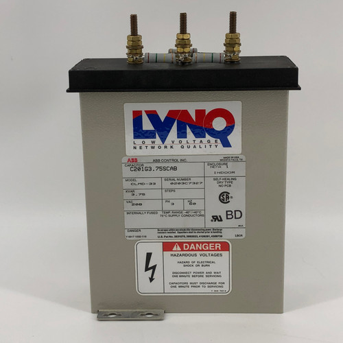 ABB CCMD-33 CAPACITOR - NEW OPEN BOX