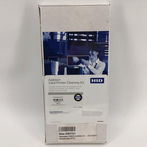 FARGO 86177 CARD PRINTER CLEANING KIT-NEW SEALED