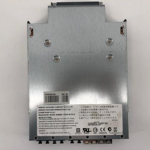 HP 638526-B21 VIRTUAL CONNECT VC FLEX-10/10D - USED