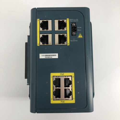 CISCO IEM-3000-4PC ETHERNET SWITCH - NEW NO BOX