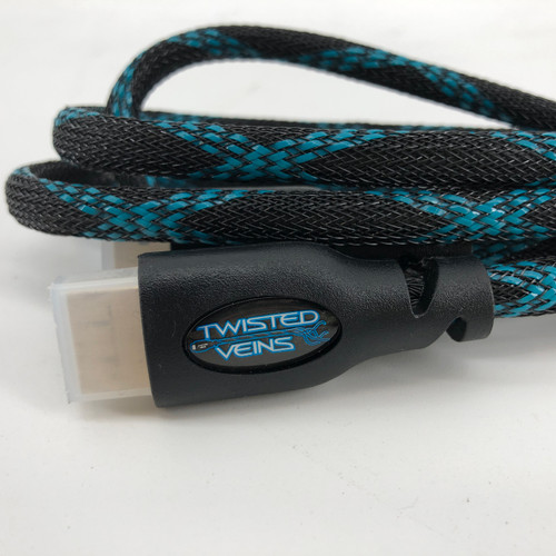 TWISTED VEINS 868579 HIGH SPEED HDMI CORD, 100 FT LONG - NEW NO BOX