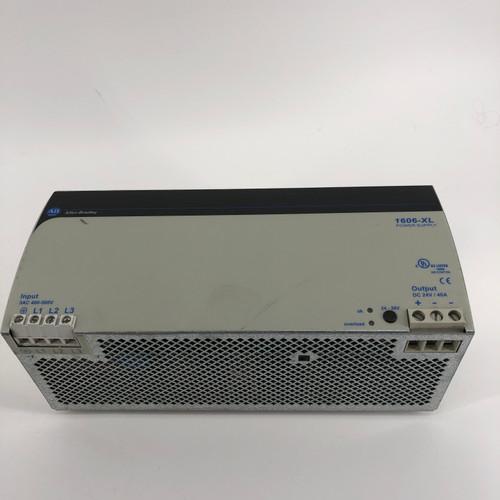 ALLEN BRADLEY 1606-XL960E-3 SERIES A POWER SUPPLY - NEW
