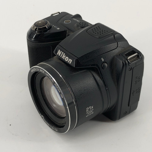 NIKON COOLPIX L310 4320X3240 DIGITAL CAMERA