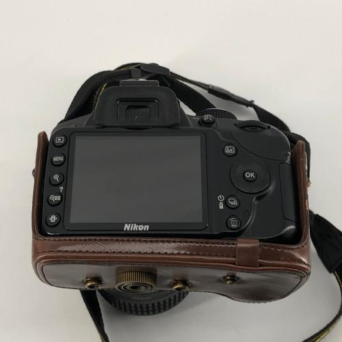 NIKON D3200 W/ CASE  D3200 24.2 MP DIGITAL CAMERA