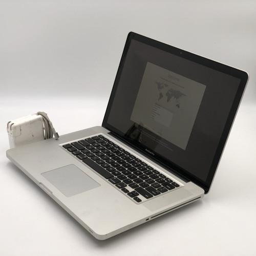 APPLE MACBOOK PRO 2012 MD104LL/A- INTEL CORE I7 3RD GEN, 8GB RAM, 500GB HDD