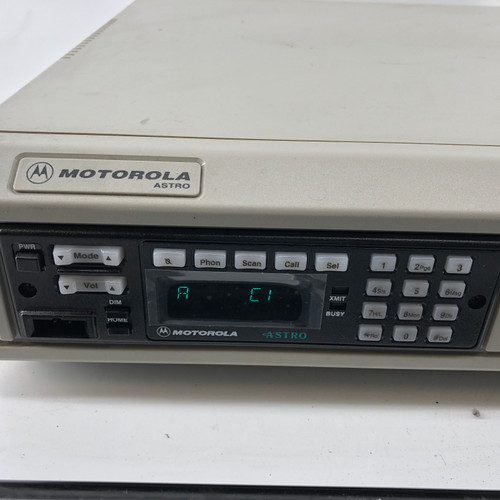 MOTOROLA L99DX+358L ASTRO COMMUNICATION SYSTEM