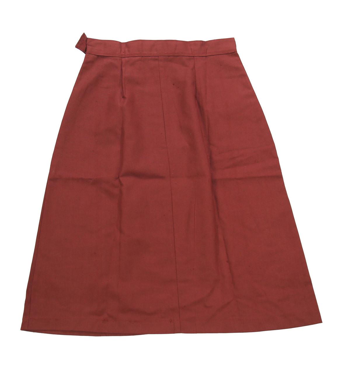 4dbcaef3f Maroon-Girls-Secondary-School-Skirt-4-pcs-Design-Sizes-24-26 ...