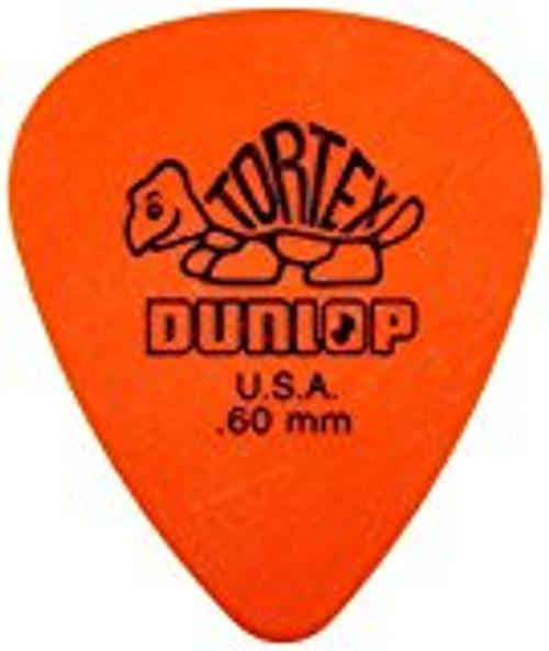 Dunlop Tortex Picks, 60mm (12)
