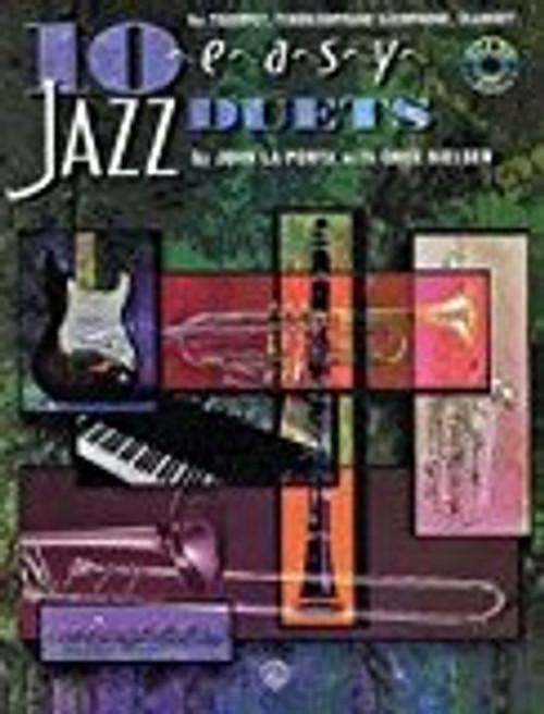 10 Easy Jazz Duets - 00-SB296CD