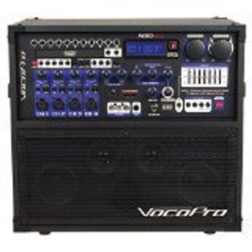 120 W 4 Channel Portable PA System