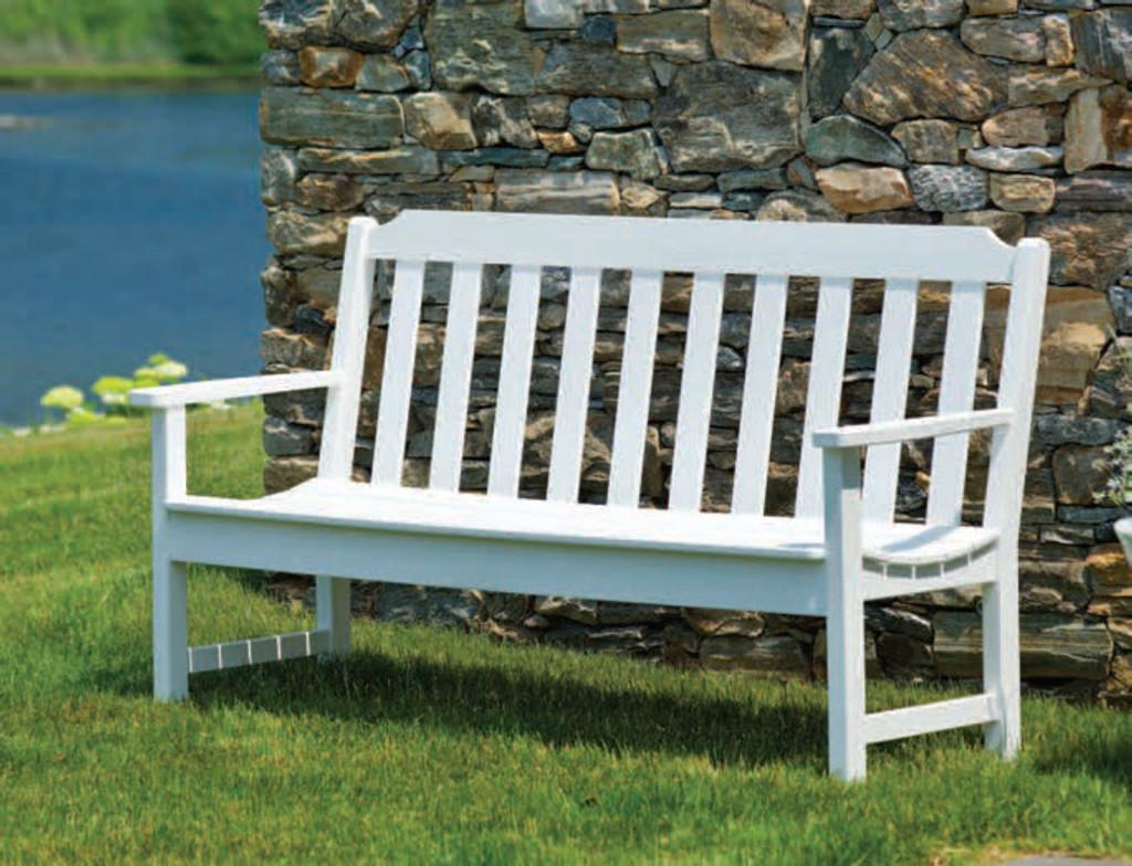 Seaside Casual Newport 5 Ft Bench Cushion Sea818