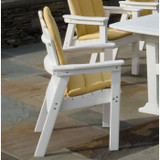 Seaside Casual Adirondack Classic Dining Chair