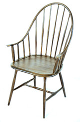 Three Coins Cast Windsor Chair
