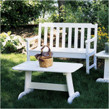Adirondack End Table - EnviroWood