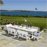 """Portsmouth 130"""" Rectangular Table"""