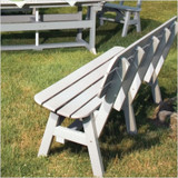 Portsmouth 5' Dining Bench - EnviroWood
