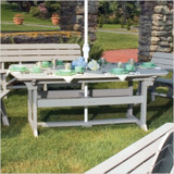 "Portsmouth 72"" x 42"" Rectangular Table - EnviroWood"