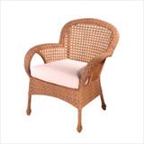Boca Wicker Dining Chair