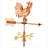 Cottage Weathervane Rooster