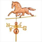 Full Size Weathervane Patten Horse